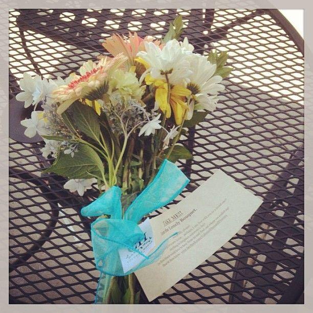 The Lonely Bouquet Movement. Statesboro.  Floral Design: Paige Shearer