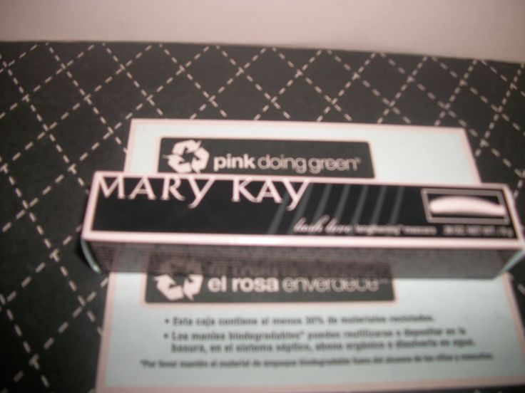 Mary Kay Lash Love Lengthining Mascara in I <3 Black @Mary Powers Kay @InfluensterVox