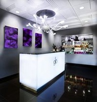 NAHA 2013 Finalist, Salon Design of the Year: Salon Glo, Dan Csicsal Photographer: Dan Csicsai