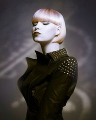 NAHA 2013 Finalist: Hairstylist of the Year Sal Misseri Photographer: Babak