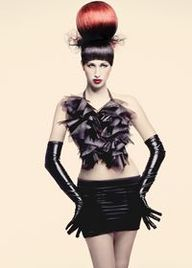 NAHA 2013 Finalist: Master Hairstylist of the Year Eric Fisher Photographer: Eric Fisher