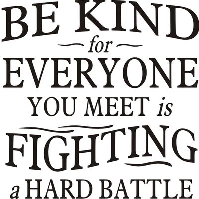 BE kind #quote - brassyapple.com #refashion your life