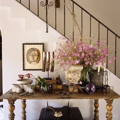 Decorating with Console Tables  Blog