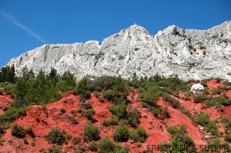 Montagne Sainte Victoire - Francia