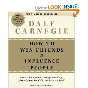 How to Win Friends and Influence People Deluxe « Library User Group