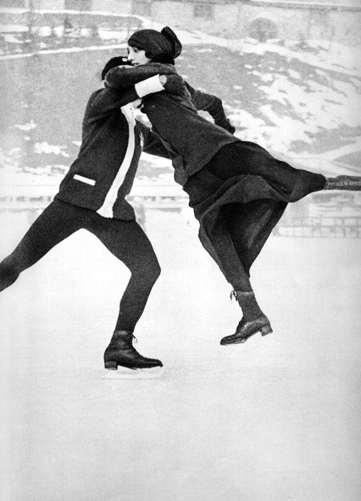 St. Moritz, 1913 (Jacques Henri Lartigue)