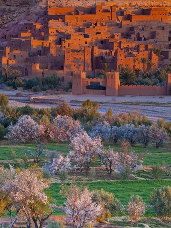 Ait Benhaddou, Atlas Mountains, Morocco