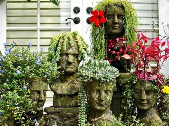Cranium Garden- DIY Network