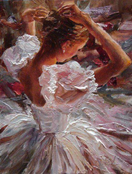 ❥ bellissima ballerina ~ Scott Matlin