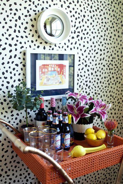 Bar vignette - Black & white wallpaper by @Thibaut
