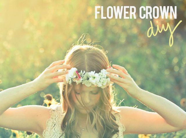 pinaddictschallenge.com Festivals - floral crown