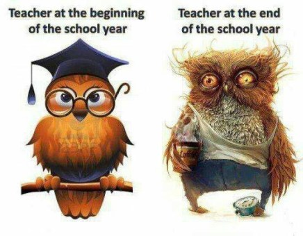So true...If you don't believe it, just look at the progression in school yearbooks.  :)