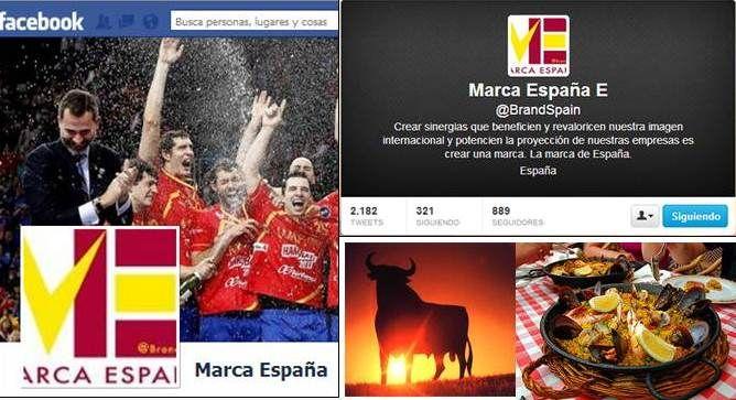 Marca España, social media, estrategia online, redes sociales