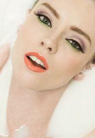 NAHA 2013 Finalist, Make-up Katelyn Simkins Photographer: Dana Pennington
