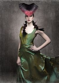 NAHA 2013 Finalist, Student Hairstylist of the Year: Stormie Roberts Photographer: Eric Fisher