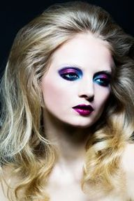 NAHA 2013 Finalist: Makeup Janell Geason Photographer: Corey Tenold