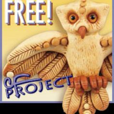 Free Owl Tutorial by Christi Friesen