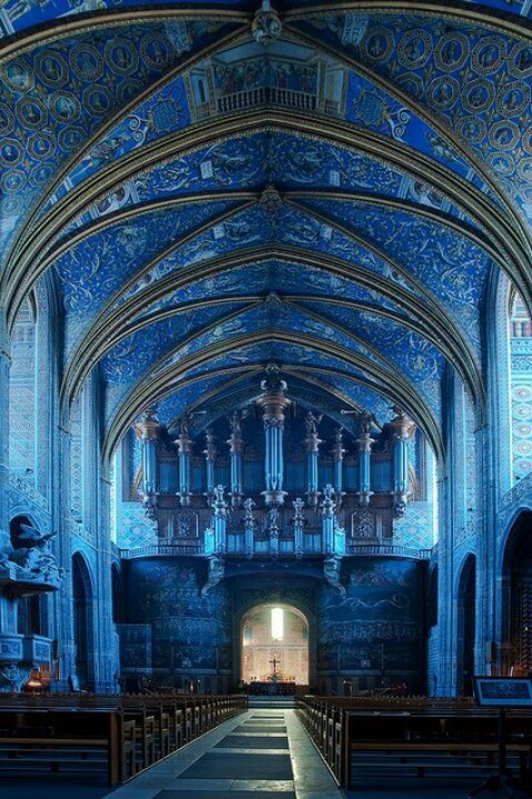 St. Cecil cathedral in France