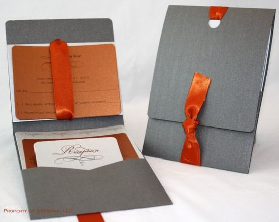 unique wedding invitations styles