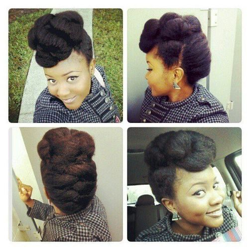 Natural Hair Brides How Are You Wearing Your Hair Page 2