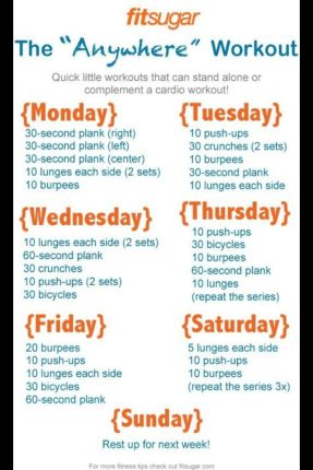 Redeemed Health And Fitness 5 Quick Workouts No