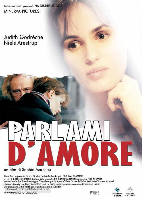 Parlez-moi D'amour 2002 : parlez-moi, d'amour, Parlez-moi, D'amour, (2002), Italian, Movie, Cover
