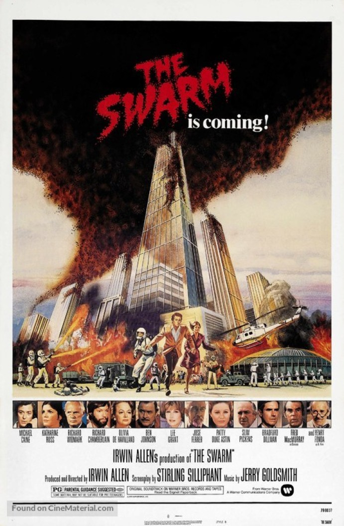 Image result for the swarm film poster