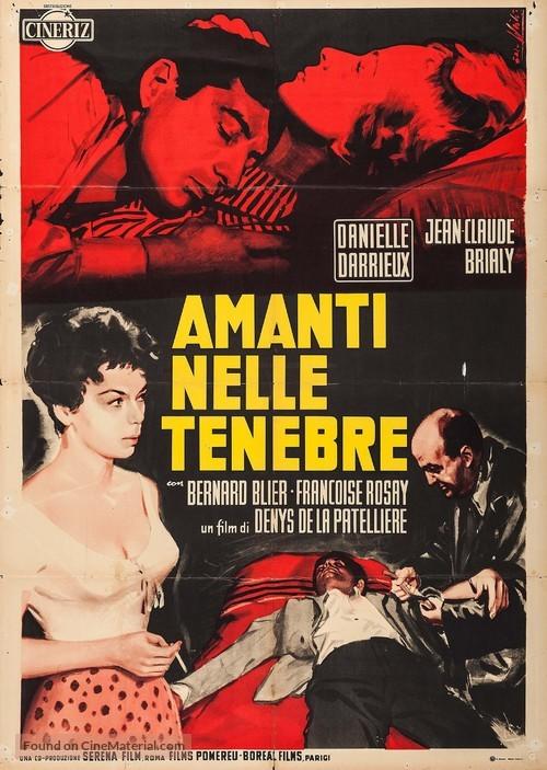 Les Yeux De L Amour : amour, L'amour, (1959), Italian, Movie, Poster