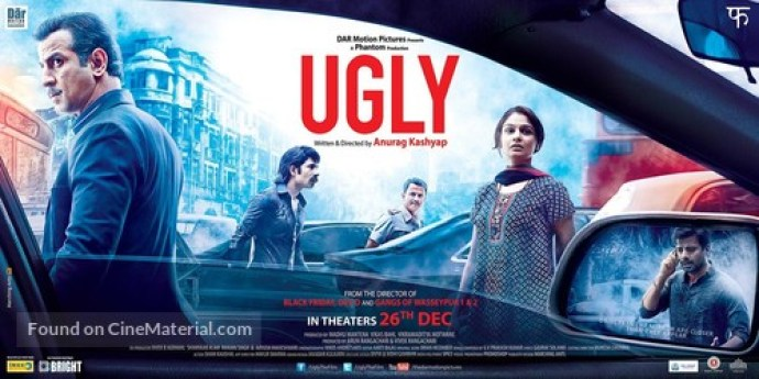 Ugly (2013) Indian movie poster