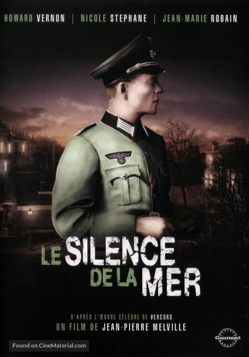 Le Silence De La Mer Film : silence, Silence, (1949), French, Movie, Cover
