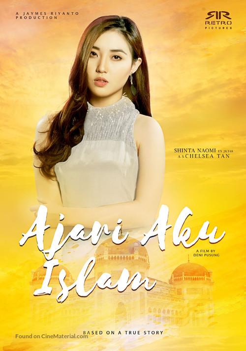 Download Film Ajari Aku Islam : download, ajari, islam, Ajari, Islam, (2019), Indonesian, Movie, Poster
