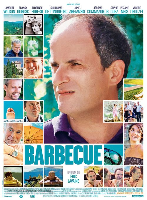 Barbecue (film) : barbecue, (film), Barbecue, (2014), French, Movie, Poster