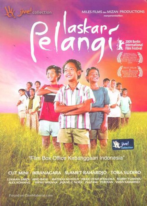 Download Film Laskar Pelangi Hd : download, laskar, pelangi, Laskar, Pelangi, (2008), Indonesian, Movie, Cover