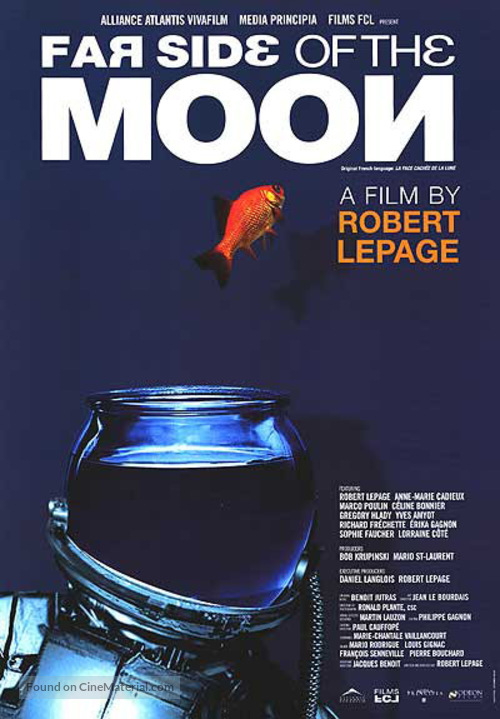 Face Cachée De La Lune, La (2003) Movie Poster