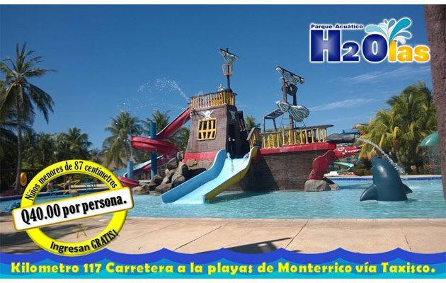 Parque Acutico H2Olas