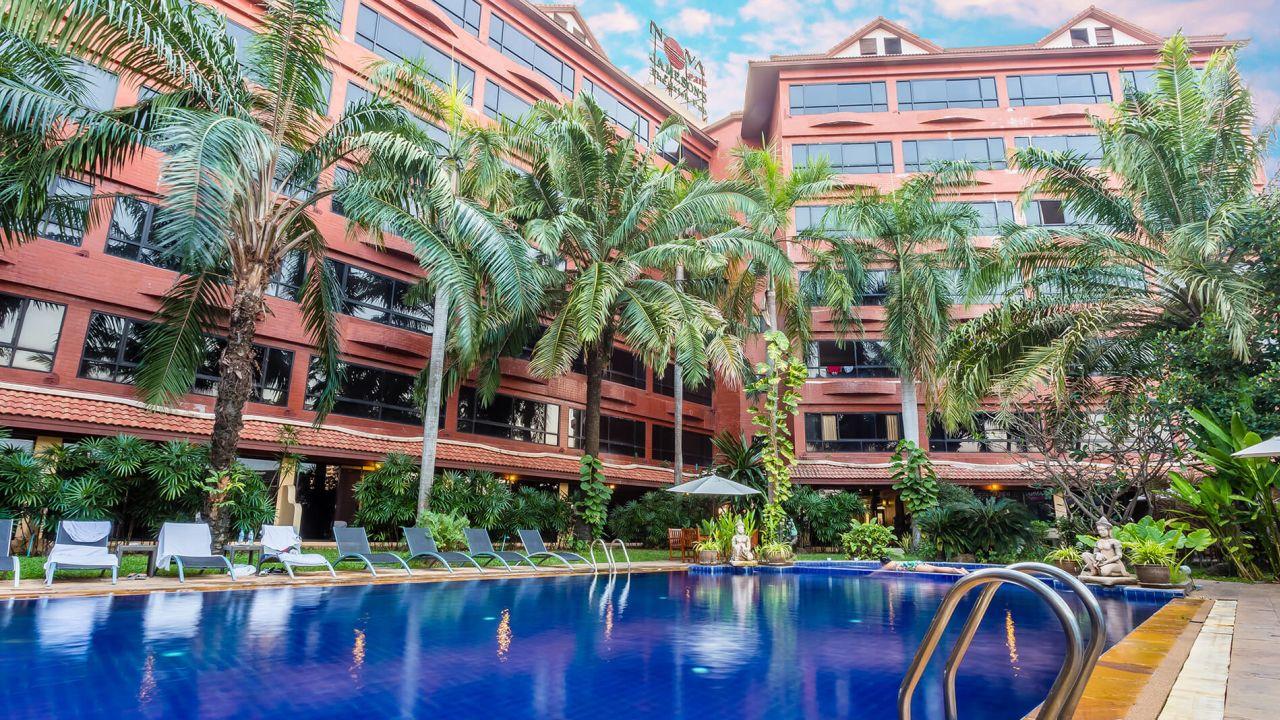 Hotel Nova Park Pattaya Pattaya Holidaycheck Pattaya