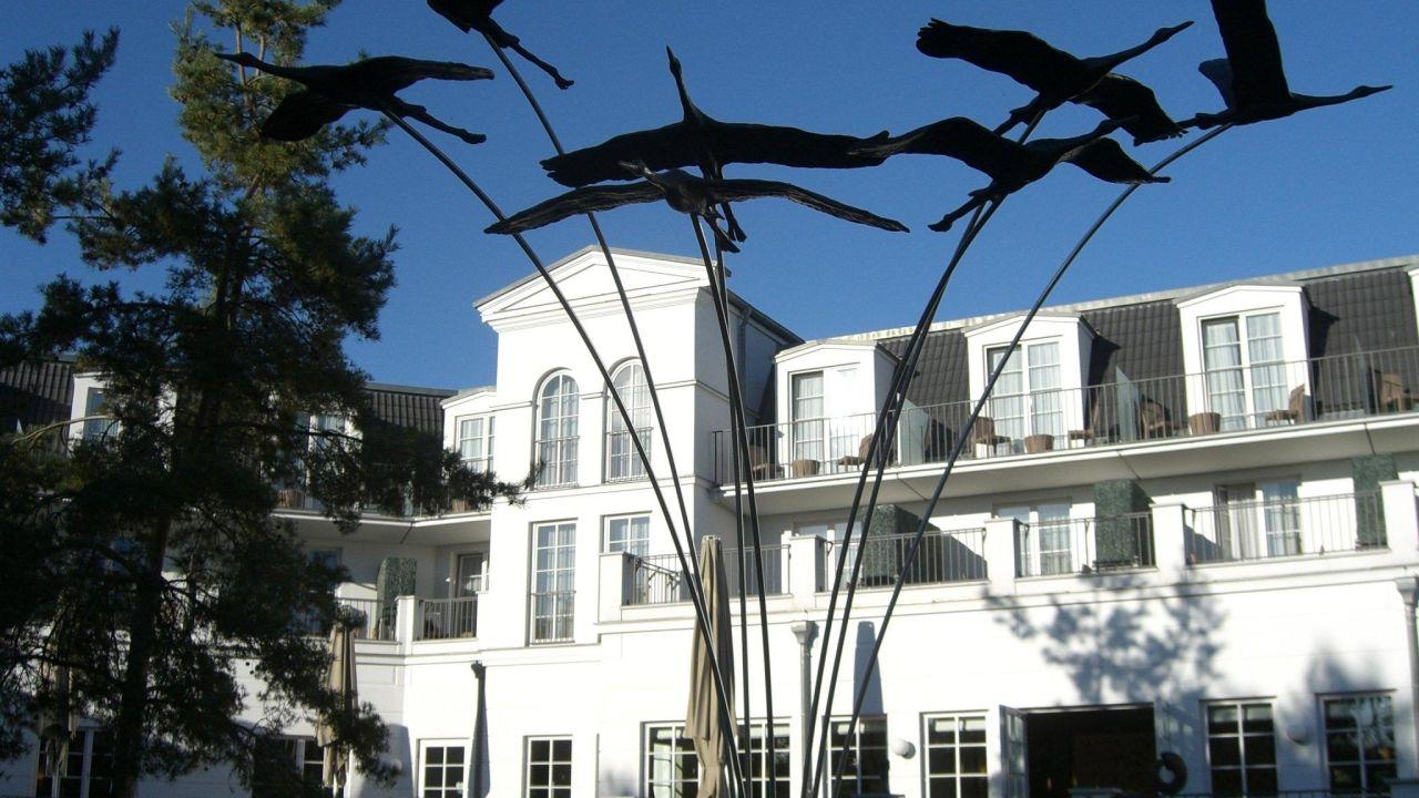 Steigenberger Strandhotel Spa Ostseeheilbad Zingst
