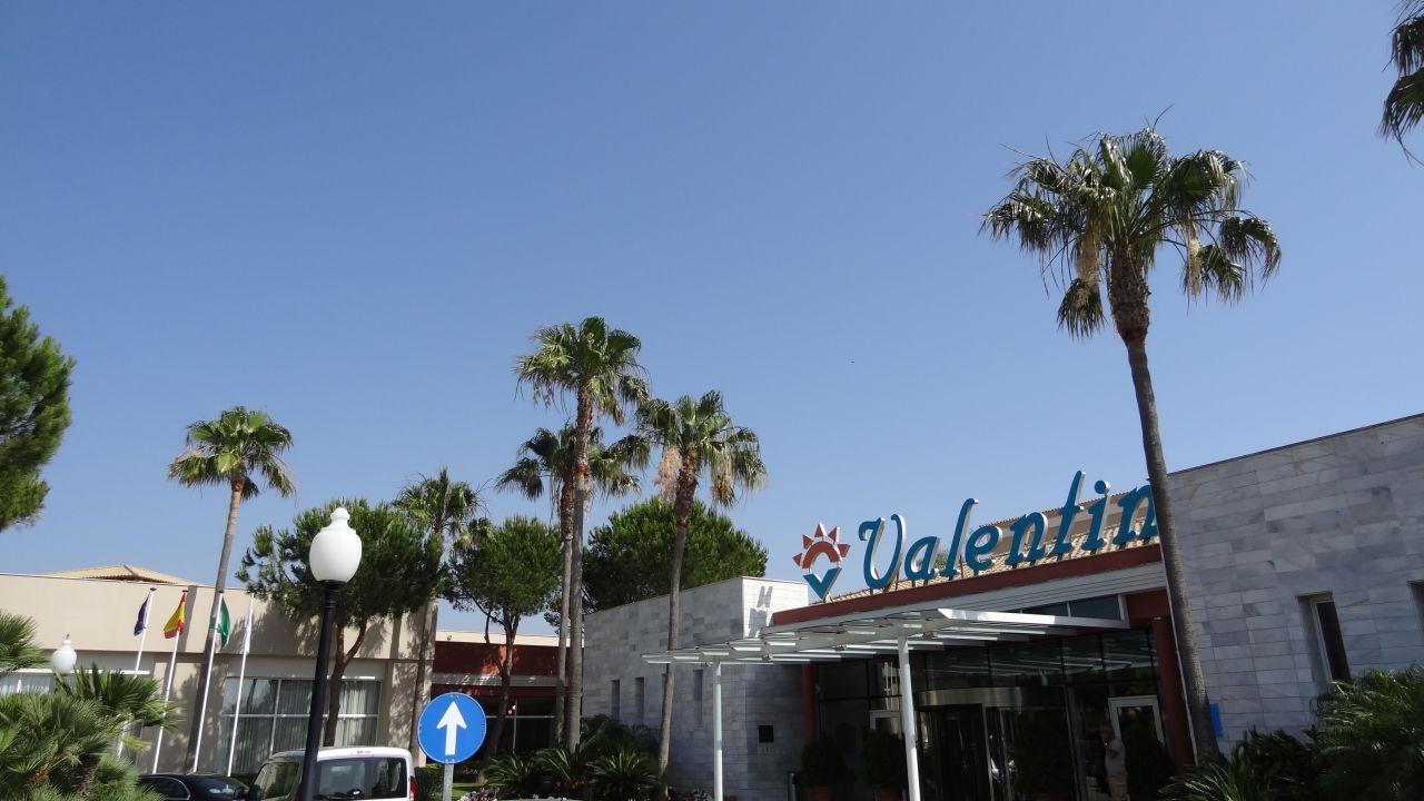 Hotel Valentin Sancti Petri In Novo Sancti Petri