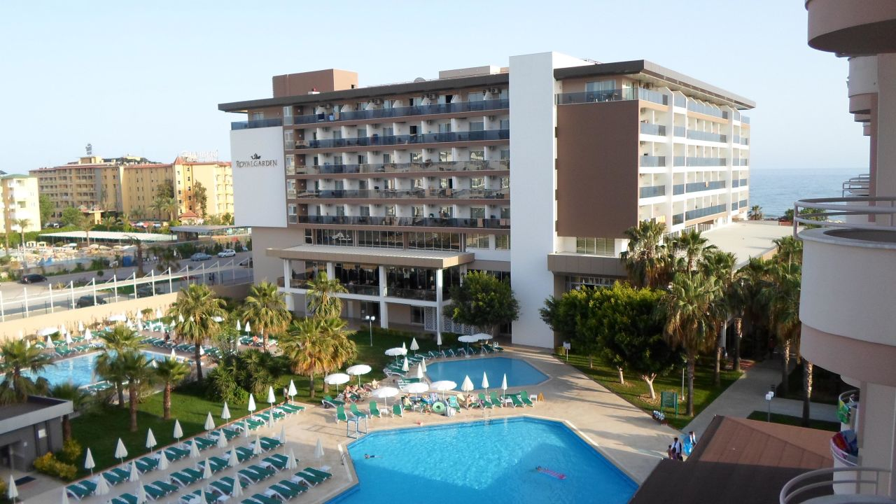 Hotel Royal Garden Beach Alanya Konakli Holidaycheck