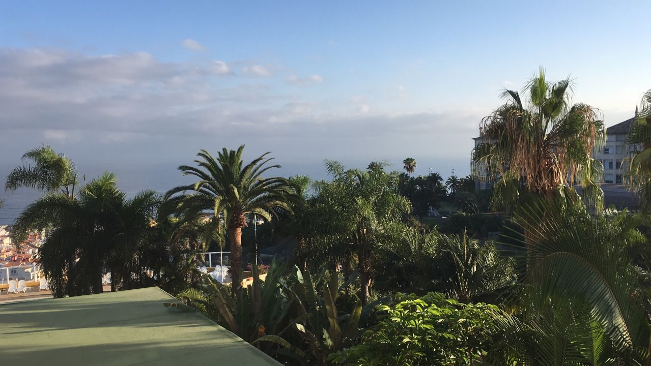 Gartenanlage Hotel Tigaiga Puerto De La Cruz