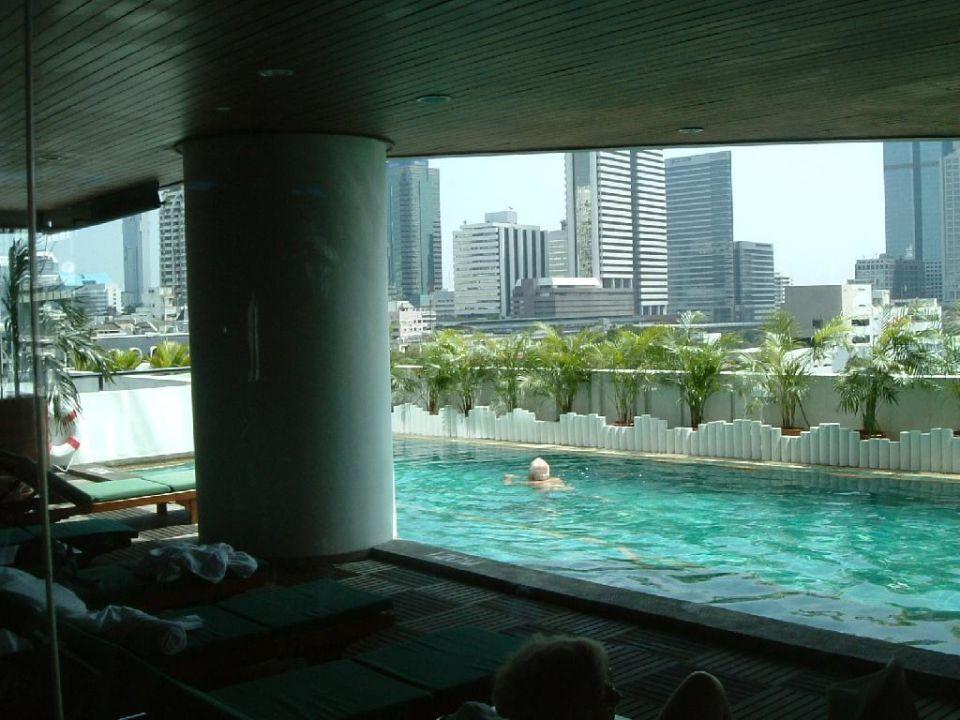 Pool Pullman Bangkok Hotel G Bangkok Holidaycheck