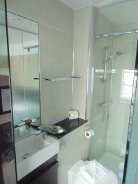 """""""Mini-Bad, aber ausreichend, Dusche gerumig"""" The Z Hotel ..."""