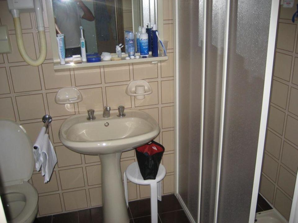 Badezimmer Dusche Sauber