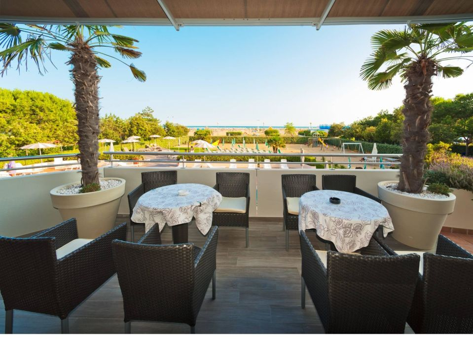 Terrazza Hotel Italy Bibione  HolidayCheck Venetien