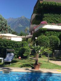 """Hotel mit Pool"" Hotel Juliane (Merano / Meran ..."