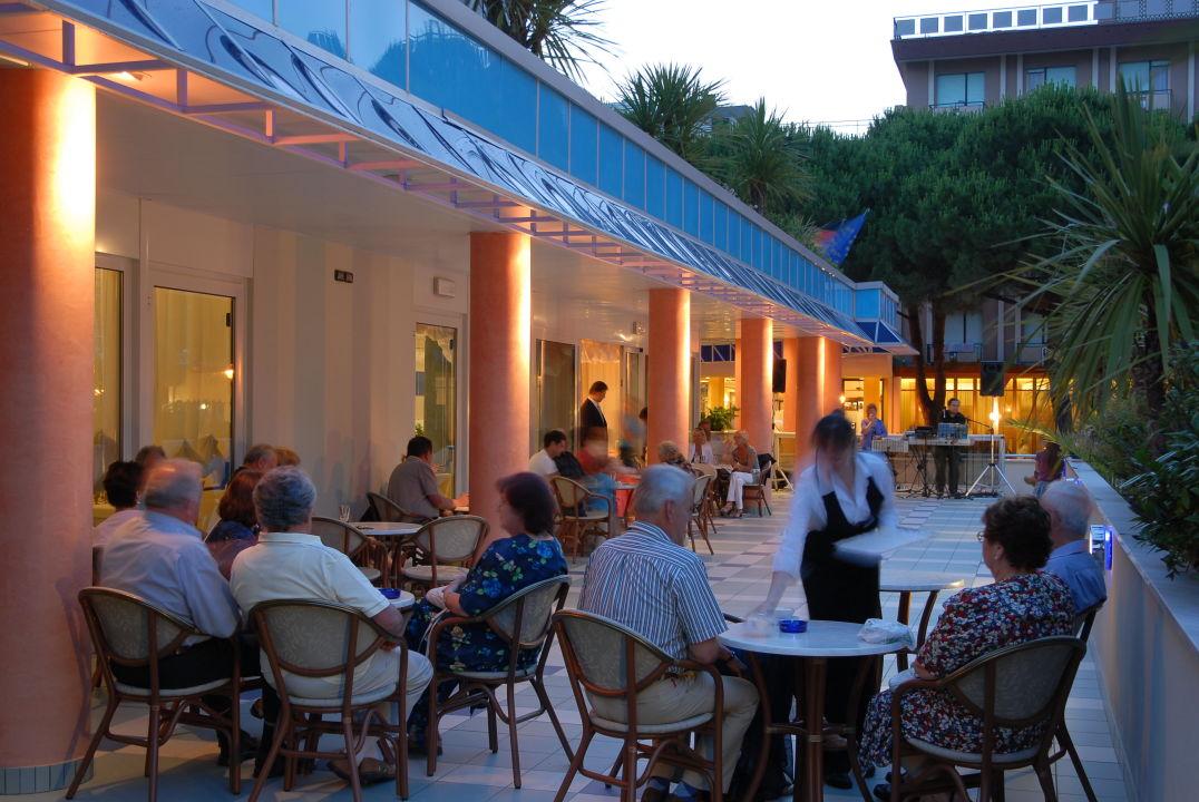 Terrazza Bar Hotel San Michele Bibione  HolidayCheck