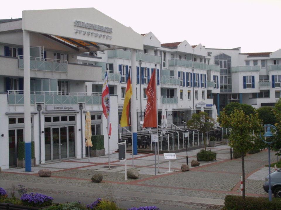 Thb Steigenberger Aparthotel Zingst In Zingst