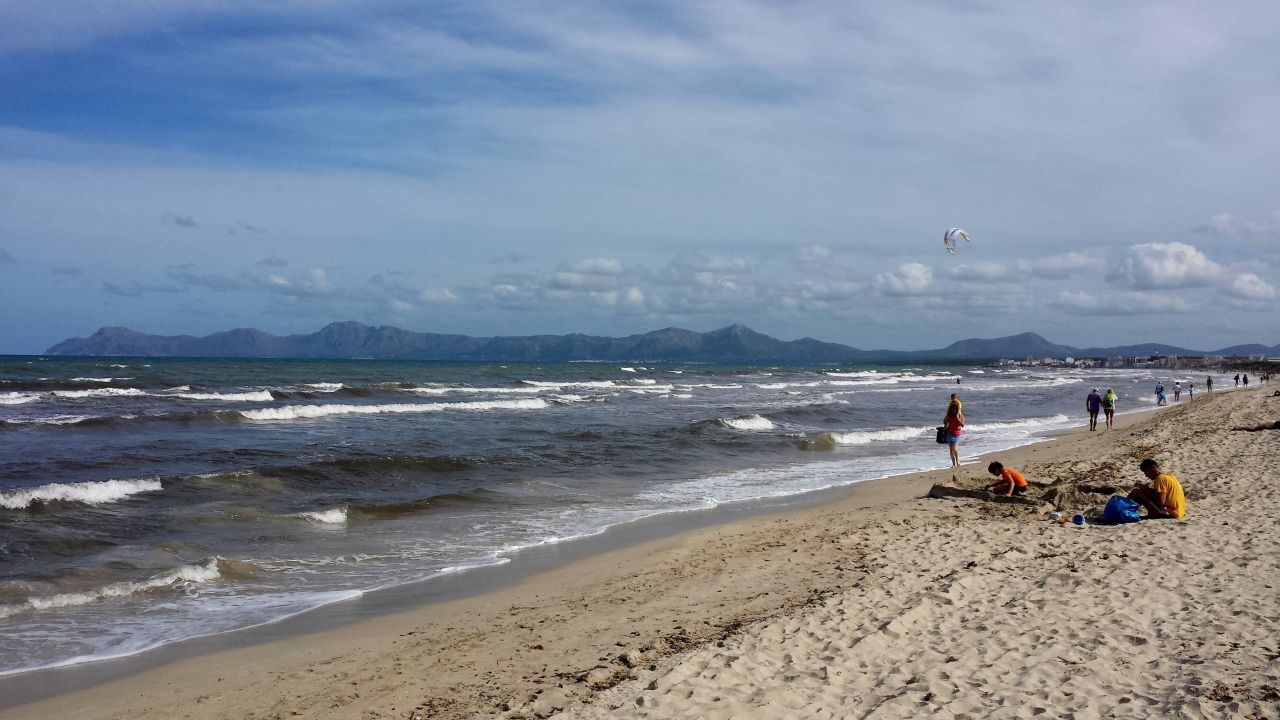 Sandstrand Hotel Valentn Playa De Muro Platja De Muro