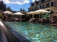 """""""Aussenpool mit 30 Grad warmem Wasser"""" LIFESTYLE Resort ..."""
