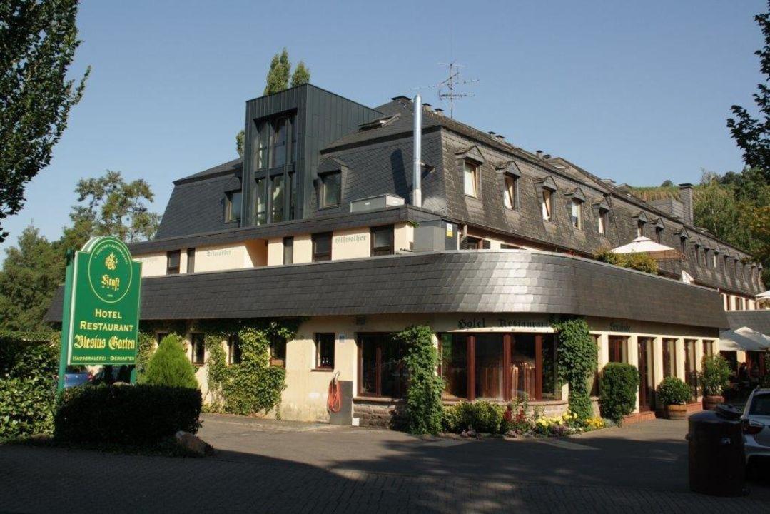 """Hotelzicht"""" Hotel Blesius Garten In Trier • HolidayCheck"""